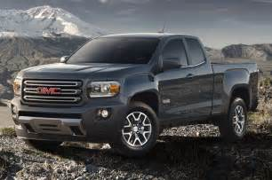 2015 chevrolet colorado gmc 4 cylinder mpg announced