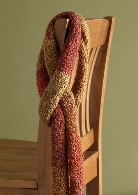 afghan scarf in brand homespun 90052ad