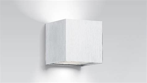 applique cubo cubu 150 led applique xal illuminazione roma tulli luce