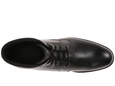 Dres Chika Black rockport city smart waterproof dress chukka boot black