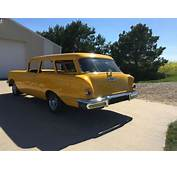 1958 Chevy Yeoman 2 Door Wagon 58 Chevrolet Station