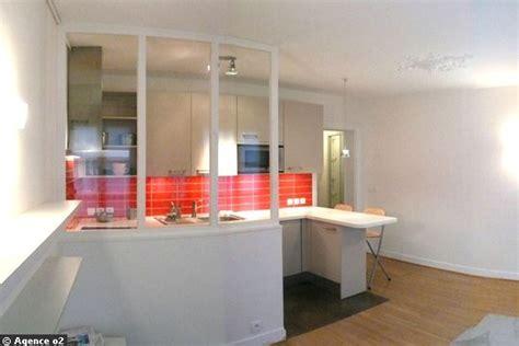 Attrayant Cuisine Amenagee En Longueur #5: Look-atelier-cuisine-semi-ouverte.jpg