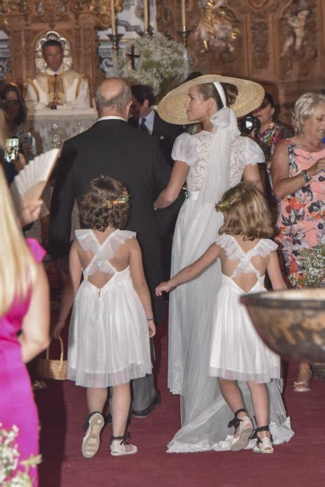 hijos las lecturas del lourdes fran y lourdes protagonistas en la boda del hijo de