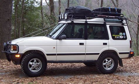 Land Rover Discovery Lifted White Www Pixshark Com