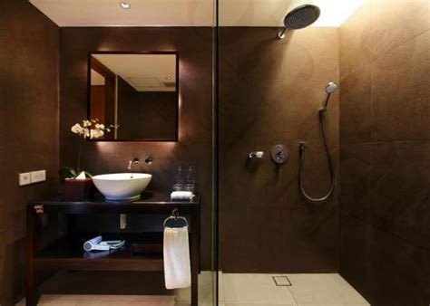 luxury ensuite bathroom picture  fontana hotel bali