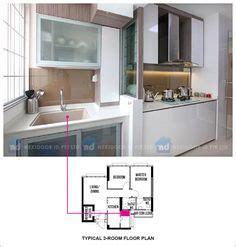 Tarbas Kitchen by Hdb 4 Room Bto Yishun Greenwalk Interior Design