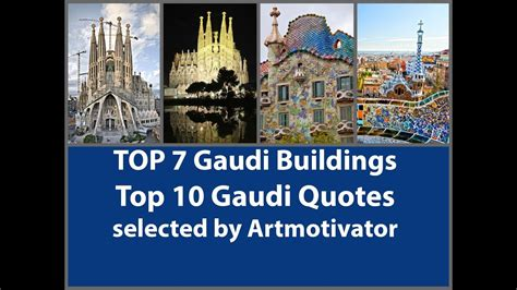 Top 7 Buildings by Top 7 Gaudi Fairytale Buildings In Barcelona Spain Top