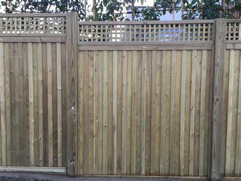 fencing garden ideas wooden garden fencing ideas acacia gardens