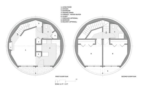 grain bin floor plans house in a can austin mergold archdaily