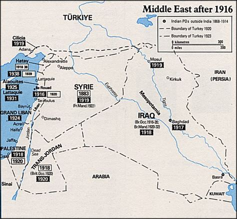 middle east map after st atlas index of maps