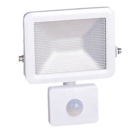 outdoor white led flood light white 20 watt outdoor slim led floodlight with pir motion