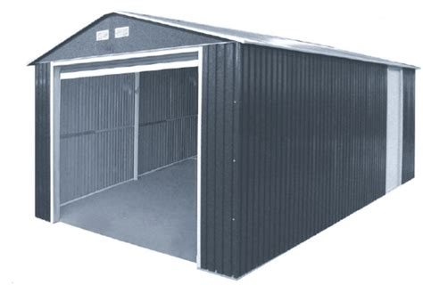 duramax  imperial metal building  extension