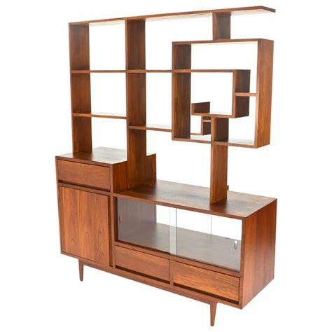 Fantastic Furniture Room Divider One Of A Room Divider Or Credenza At 1stdibs