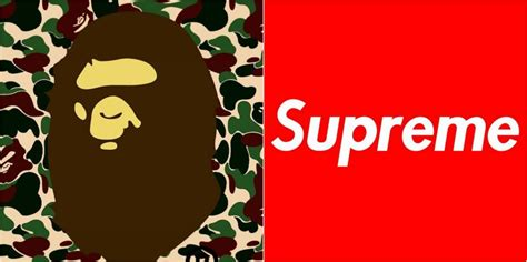 Supreme X Bape the cost of bape vs supreme agoodoutfit
