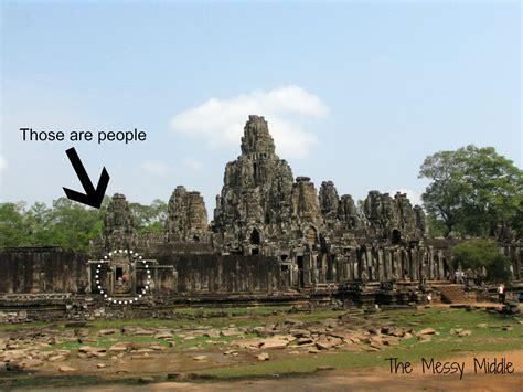 Angkur I pin de angkor en camboya me alquile una bici por la modica