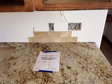 Mexican Tile Backsplash Kitchen Kitchen Backsplash
