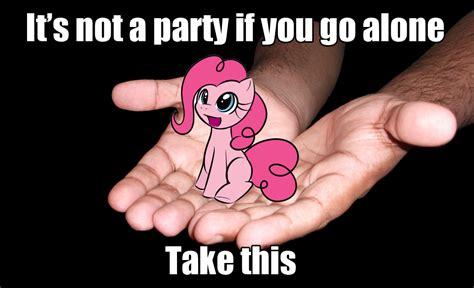 Pinky Meme - pinke pie mlp minecraft skin