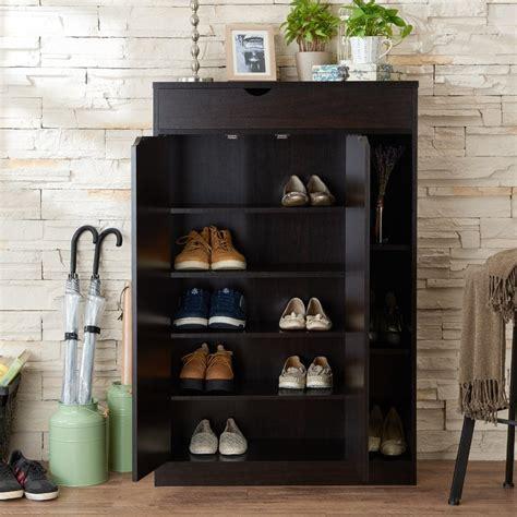 jual lemari rak sepatu minimalis modern harga murah