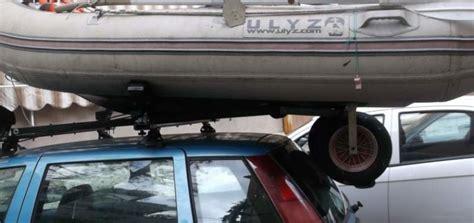 porta per auto porta gommone per auto trovarlo su misura per la vettura