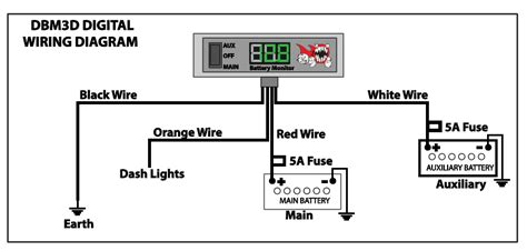 prado 150 dual battery wiring diagram travel trailer