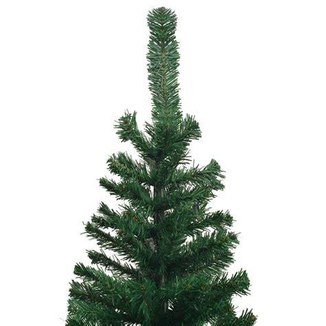 vidaxl 193 rbol de navidad artificial l 240 cm verde vidaxl es