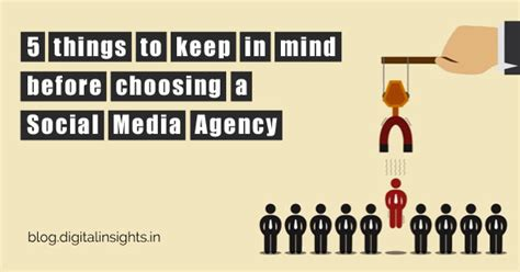 great points to keep in mind when choosing beach house 5 things to keep in mind before choosing a social media agency
