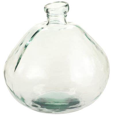 viva terra recycled glass balloon vases