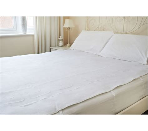 cooling blanket for bed buy dreamland ready for bed electric underblanket double