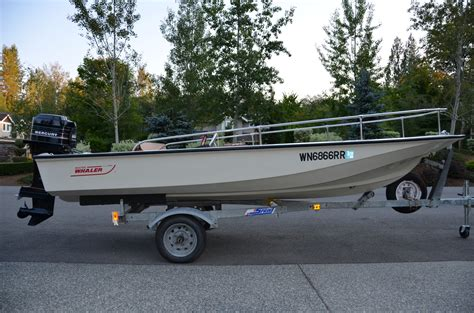 boston whaler boats for sale craigslist just purchased this classic whaler off craigslist the