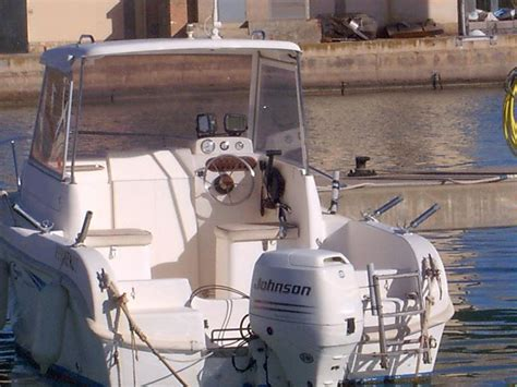 saver 540 cabin saver 540 cabin fisher in cn de burriana barche a motore