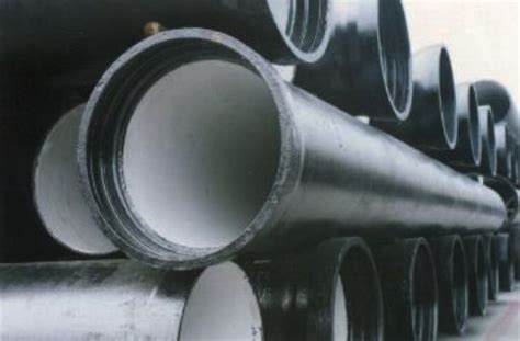 Pipa Ductile Iron Ductile Iron Pipe And Fittings Shengli