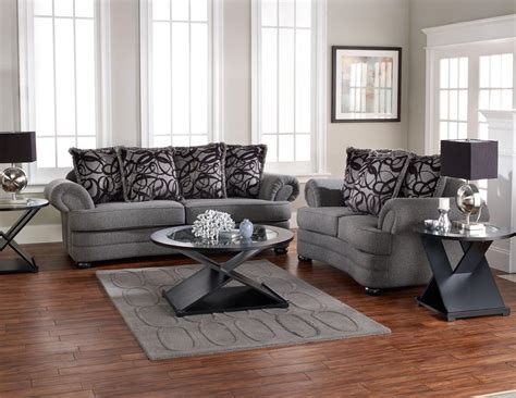modern grey furniture living room home dayton grey sofa
