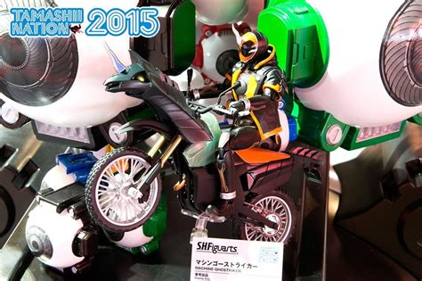 Shf Machine Ghostriker Bandai S H Figuarts Kamen Rider Ghost Coming Soon Orends