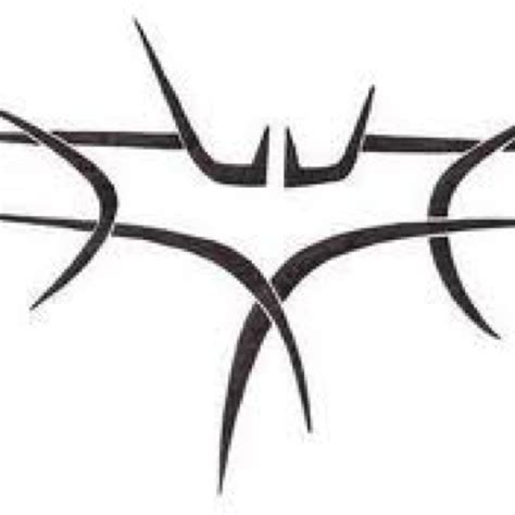 tattoo batman tribal batman tattoo tribal my batman stuff pinterest