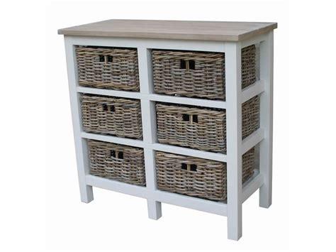 Dresser With Wicker Baskets by 1000 Ideas About Wicker Dresser On Calm