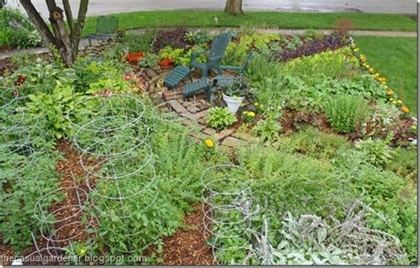 How To Build A Sustainable Ornamental Edible Vegetable Ornamental Vegetable Garden Design