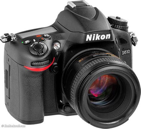 Nikon D750 Only New Resmi Murah nikon d610 review