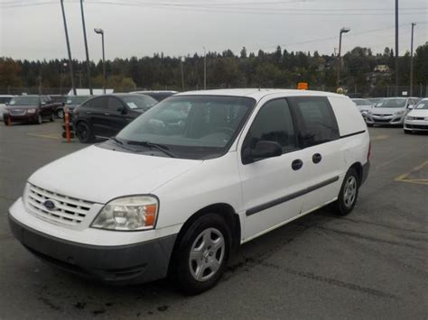 electronic stability control 2006 ford freestar regenerative braking usedheavyvehicles com 2006 ford freestar cargo van