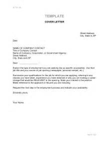 Writing A Compelling Cover Letter by Cover Letter Sle Part Time