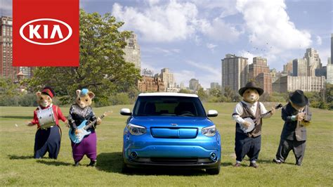 kia soul hamsters kia soul hamster commercial with banjos defines what a