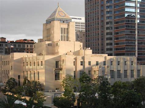 los angeles central library  story   la icon