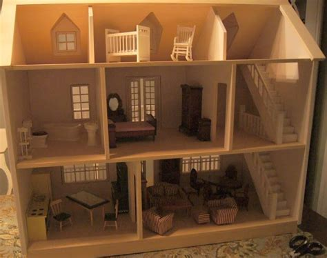melissa and doug dolls house furniture pin by barb g on for my grandaughter pinterest