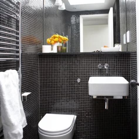 Small Black And White Bathroom Pictures Decor Ideasdecor Small Black And White Bathrooms Ideas
