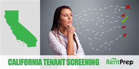 Tenant Background Check California California Tenant Screening A Landlord S Guide Rentprep