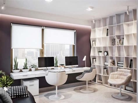 modern home office decor 25 stunning modern home office designs