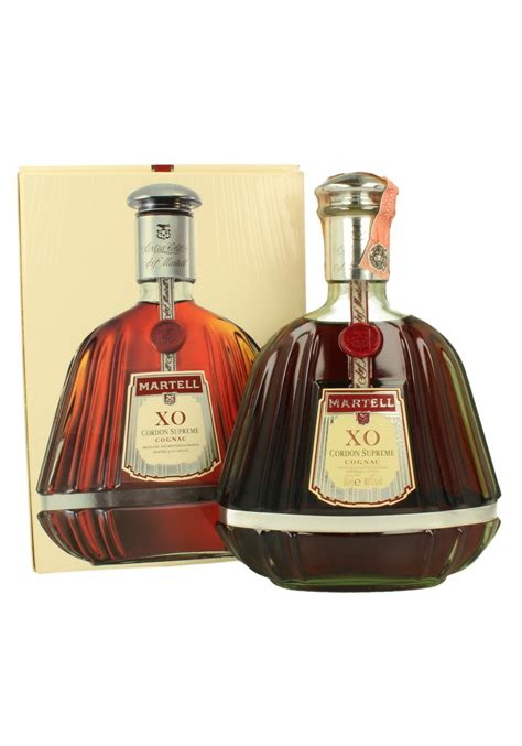 martell xo supreme cognac martell xo supreme 70 cl 40 products whisky