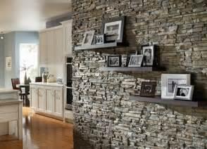 home decor ideas for walls c 243 mo decorar la sala con piedras muebles nina