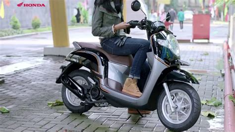 Mantel Motor Honda New Scoopy 1 all new honda scoopy 2017