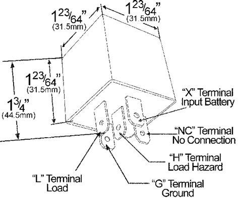 3 Pin Flasher Relay Wiring Diagram Wiring Diagram