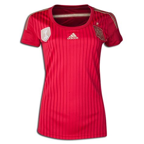 Adidas Spain Home Jersey Original Word Cup 2014 Size M 2014 fifa world cup spain home soccer jersey